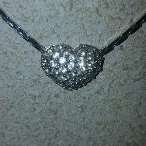 Swarovski Jewelry - Heart Necklace